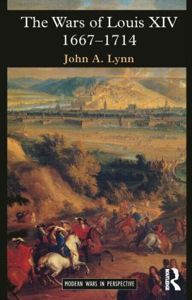 The Wars of Louis XIV 1667-1714: 1st Edition (Paperback) book cover