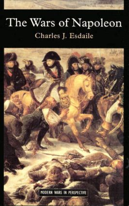 The Wars of Napoleon: 1st Edition (Paperback) book cover