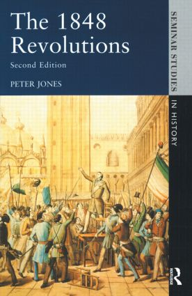 The 1848 Revolutions: 2nd Edition (Paperback) book cover