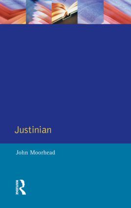 Justinian: 1st Edition (Paperback) book cover