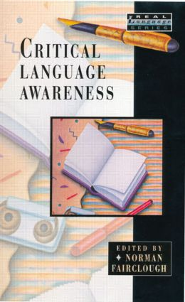 Critical Language Awareness: 1st Edition (Paperback) book cover