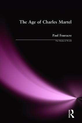 The Age of Charles Martel book cover
