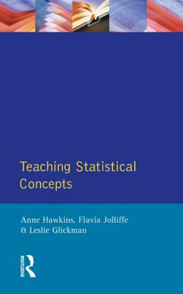 Teaching Statistical Concepts: 1st Edition (Paperback) book cover