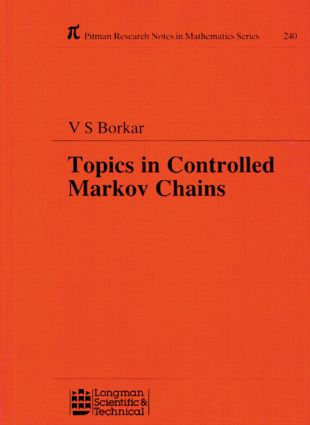 Cont Markov Chains: 1st Edition (Hardback) book cover