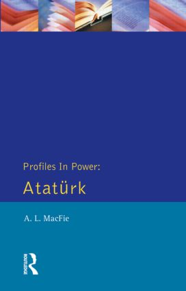 Ataturk: 1st Edition (Paperback) book cover