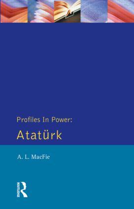 Ataturk book cover