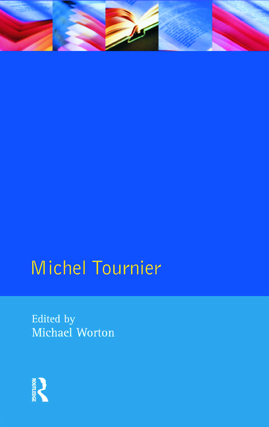 Michel Tournier: 1st Edition (Paperback) book cover