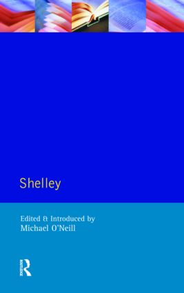 Shelley: 1st Edition (Paperback) book cover
