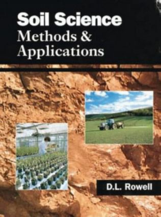 Soil Science: Methods & Applications, 1st Edition (Paperback) book cover