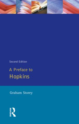 A Preface to Hopkins book cover