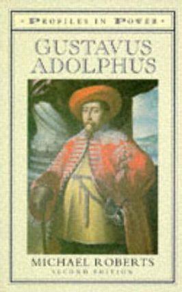 Gustavas Adolphus book cover