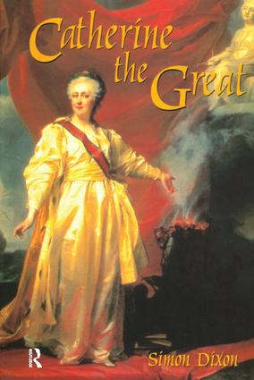 Catherine the Great: 1st Edition (Paperback) book cover