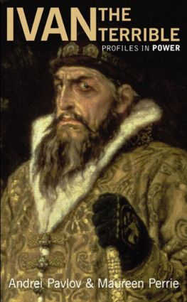 Ivan the Terrible: 1st Edition (Paperback) book cover