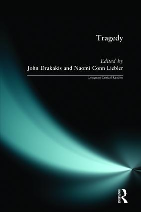 Tragedy: 1st Edition (Paperback) book cover