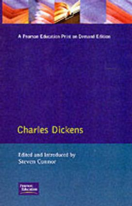 Charles Dickens book cover