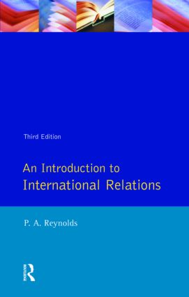 Introduction to International Relations, An: 3rd Edition (Paperback) book cover