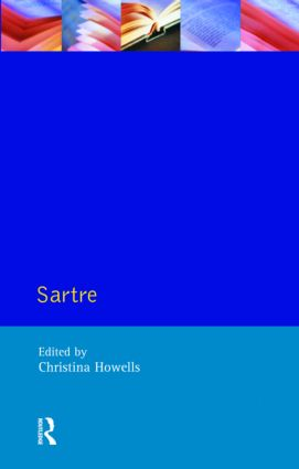Sartre: 1st Edition (Paperback) book cover