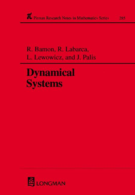 Dynamical Systems (Hardback) book cover