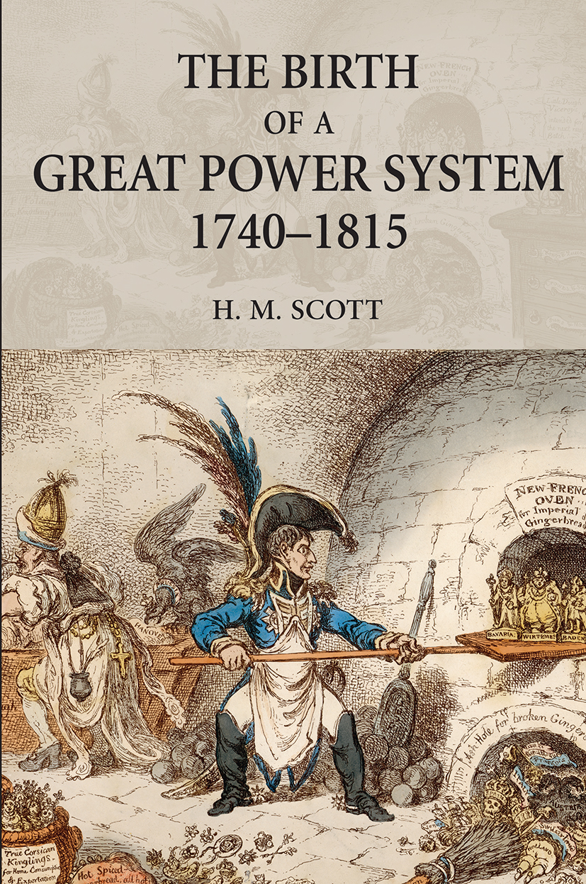 The Birth of a Great Power System, 1740-1815: 1st Edition (Paperback) book cover