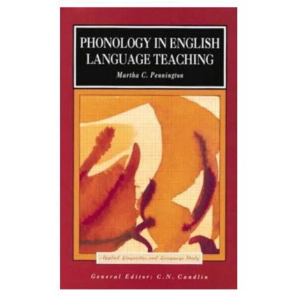 Phonology in English Language Teaching: An International Approach book cover