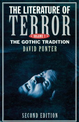 The Literature of Terror: Volume 1: The Gothic Tradition, 2nd Edition (Paperback) book cover