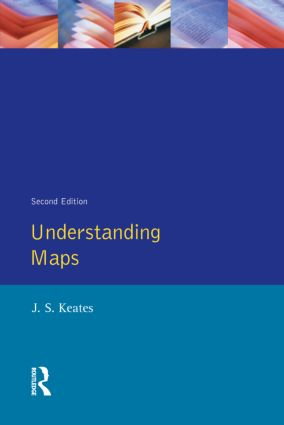 Understanding Maps: 2nd Edition (Paperback) book cover