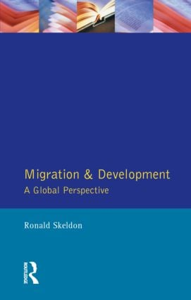 Migration and Development: A Global Perspective book cover