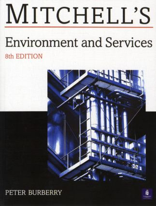 Environment and Services: 8th Edition (Paperback) book cover