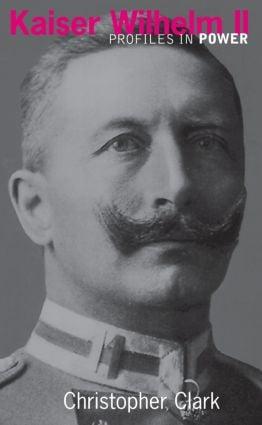 Kaiser Wilhelm II book cover