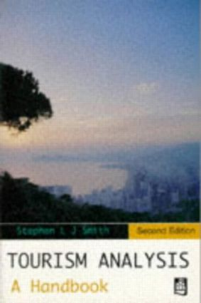 Tourism Analysis: A Handbook, 2nd Edition (e-Book) book cover