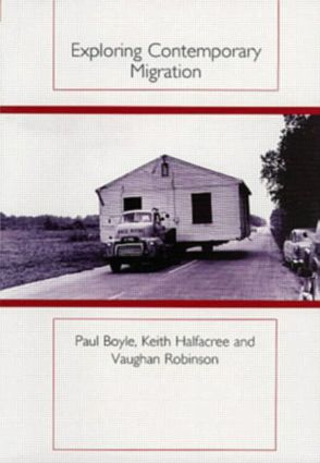 Exploring Contemporary Migration: 1st Edition (Paperback) book cover