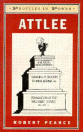 Attlee: 1st Edition (Paperback) book cover