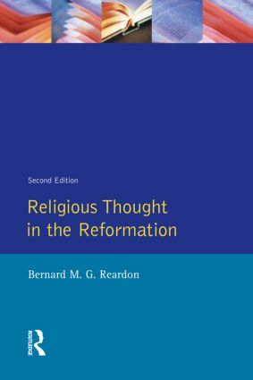 Religious Thought in the Reformation book cover