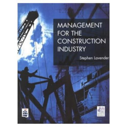 Management for the Construction Industry book cover