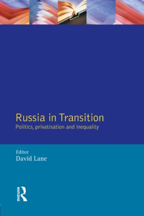 Russia in Transition: 1st Edition (Paperback) book cover