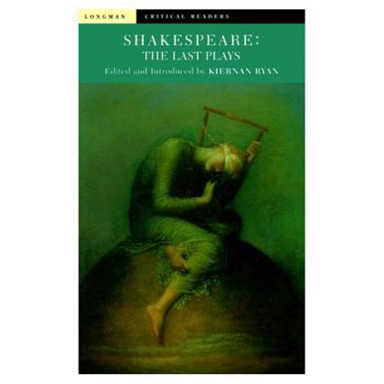 Shakespeare: The Last Plays, 1st Edition (Paperback) book cover