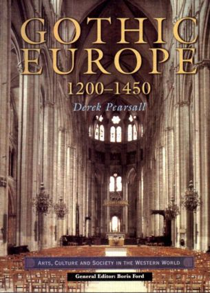 Gothic Europe 1200-1450: 1st Edition (Paperback) book cover