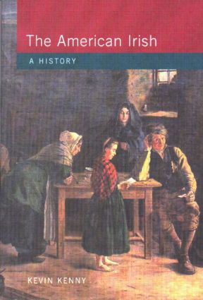 The American Irish: A History book cover