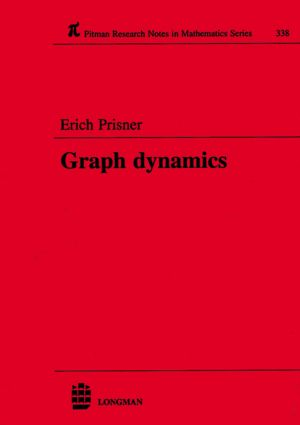 Graph Dynamics: 1st Edition (Hardback) book cover