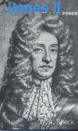 James II book cover