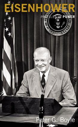 Eisenhower book cover