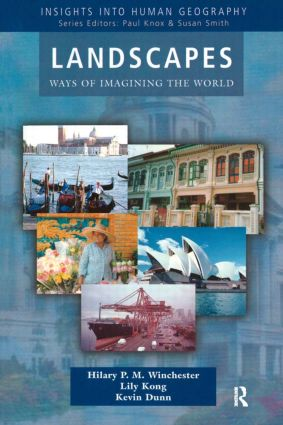 Landscapes: Ways of Imagining the World, 1st Edition (Paperback) book cover