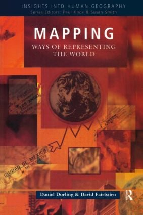 Mapping: Ways of Representing the World, 1st Edition (Paperback) book cover
