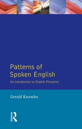 Patterns of Spoken English: An Introduction to English Phonetics book cover