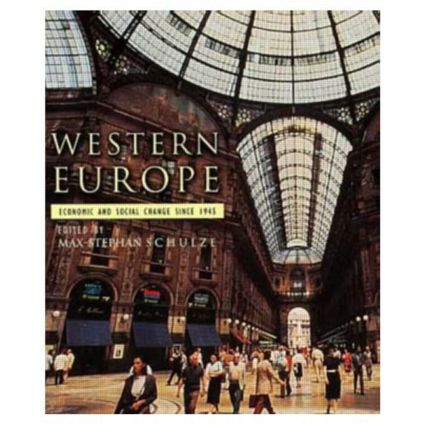 Western Europe: Economic and Social Change since 1945, 1st Edition (Paperback) book cover
