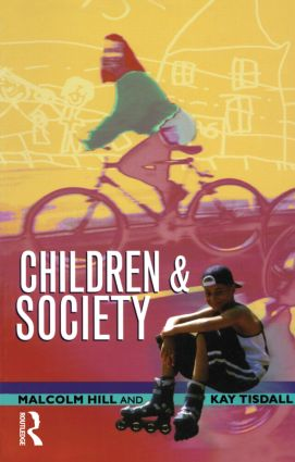 Children and Society: 1st Edition (Paperback) book cover