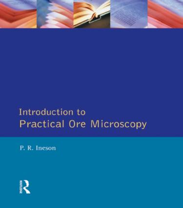 Introduction to Practical Ore Microscopy: 1st Edition (Paperback) book cover