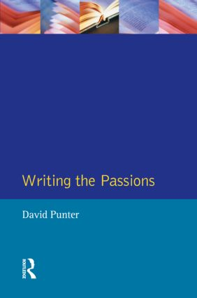 Writing the Passions: 1st Edition (Paperback) book cover