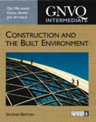 Intermediate GNVQ Construction and the Built Environment book cover