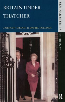 Britain under Thatcher: 1st Edition (Paperback) book cover